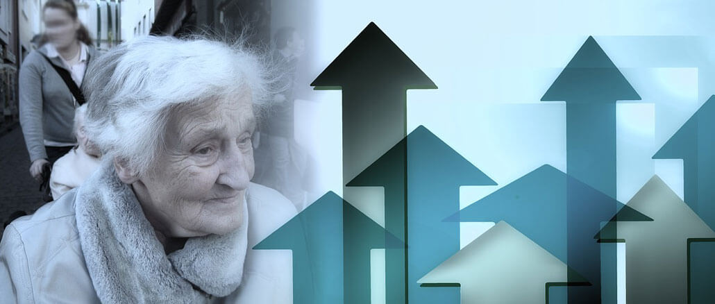 Увеличение пенсионного возраста в России