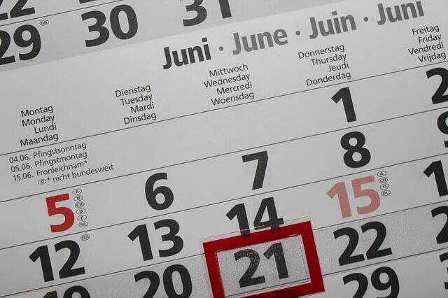 Дата увольнения временного работника