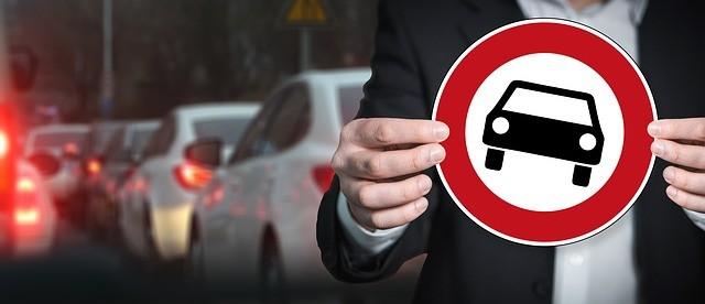 Запрет на использование личного транспорта в служебных целях