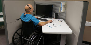 Как защитили инвалида от увольнения