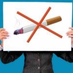 Штрафы за курение на работе